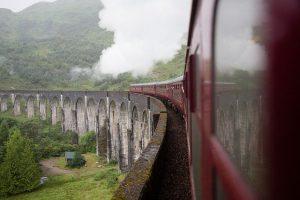 Kam na potovanje z vlakom