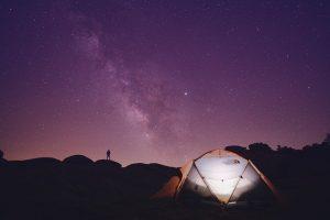 šatori-kamp